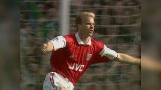 Arsenal vs Southampton | 4-2 | 1995/96 [HQ]
