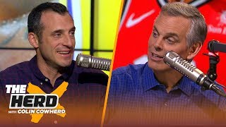Warriors will find a way to win despite injuries, talks OBJ and Browns - Doug Gottlieb   THE HERD