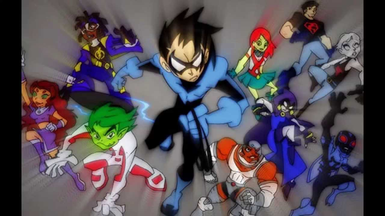 Static Shock And The Teen Titans 69