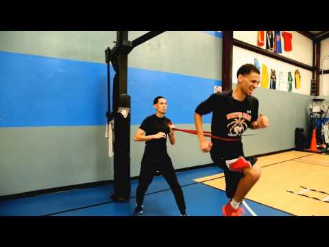 NBA Basketball Trainers Release Basketball Speed, Agility & Quickness Program