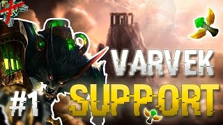 video Mon épopée lolienne #1 : Varvek Support
