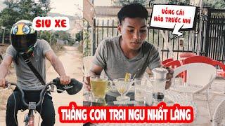 Thằng Con Trai Ngu Nhất Làng | Lần Đầu Uống Ca Phê | Phim Hài Tết RUPtv 2020
