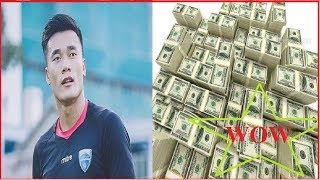 Bùi Tiến Dũng U23 VN Choág Với Số Tiền Thưởg Của Đại Gia Châu Âu Và Ẩn Ý Đằg Sau #789