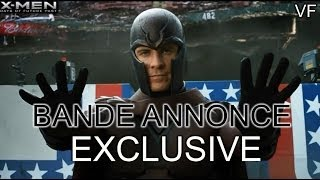 X-men: days of future past :  bande-annonce 2 VF