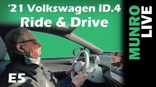 2021 Volkswagen ID.4: E5 - Ride & Drive