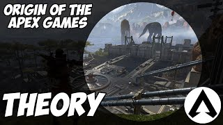 Apex Legends   The Lore of The Apex Games