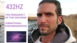 432 hz The Frequency of the Universe | The deepest healing ( 5th dimension  )