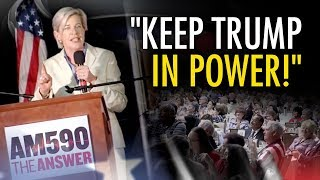 "Katie Hopkins: ""Keep Trump in power, or ..."" (FULL SPEECH)"