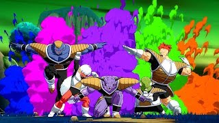 DRAGON BALL FighterZ - Captain Ginyu Gameplay Trailer