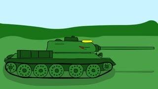 VODа от КРАНа ~ Т-34-1 #1