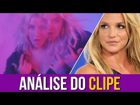 Britney Spears Analisa