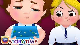 ChuChu's Lunch Box - Good Habits Bedtime Stories & Moral Stories for Kids - ChuChu TV