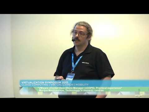 Vitualization Symposium 2013 - Marijus Medišauskas, Technologijų ir inovacijų centras