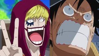 One Piece Episode 704 ワンピース Anime Review - Dangerous Devil Fruit Heist!