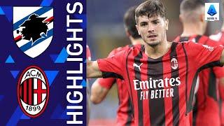 Sampdoria 0-1 Milan | Diaz gets Milan off the mark at Sampdoria | Serie A 2021/22