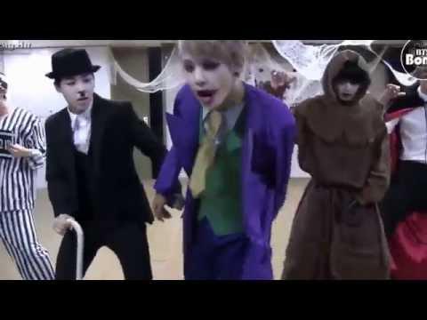 BTS 방탄소년단   War of Hormone 호르몬 전쟁 Dance Practice Halloween + Making