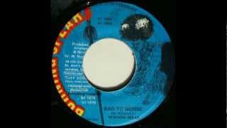 7'' Burning Spear - Bad To Worse (& Dub)