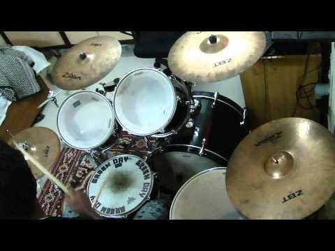MEGADETH - KILL THE KING drum cover