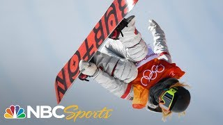 2018 Winter Olympics: Chloe Kim lands back-to-back 1080s, wins Olympic gold in halfpipe | NBC Sports