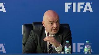 الفيفا يجيز استئناف المباريات الرسمية المتوقفة في العراق منذ ...