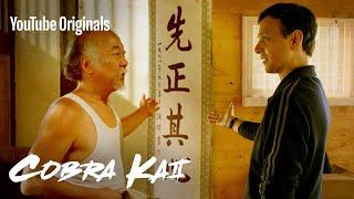 An OG from The Karate Kid makes a return | Cobra Kai