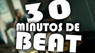 30 MINUTOS DE FREESTYLE / INSTRUMENTAL / HIP HOP BEAT