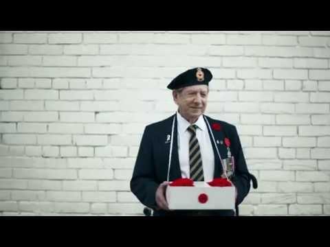 Vidéo : Coquelicot, une nouvelle publicité télévisée de Bell à l'occasion du jour du Souvenir