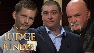 The Worst Evidence Submissions | Judge Rinder
