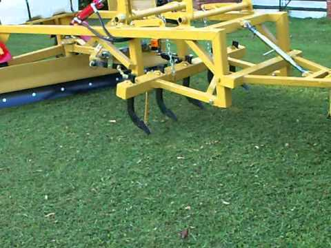 Pull Grader Road Maintainer Youtube