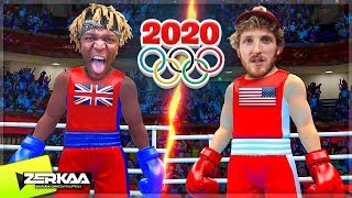 KSI vs LOGAN PAUL In The OLYMPICS! (Tokyo 2020 Olympic Games #3)