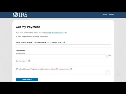 IRS deadline is May 13 for stimulus check direct deposit
