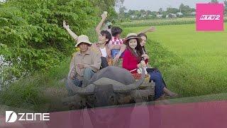 MV - Lối về xóm nhỏ (Nhan Phúc Vinh - Tường Vi - Sam Hà My - Jun Phạm) | Cô Thắm về làng Phần 2