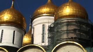 Nghi thức đổi gác đội cận vệ Tổng thống Nga