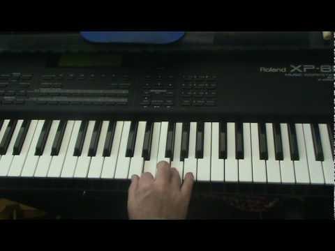 Como hacer Ejercisios para los dedos en el piano ( Aprende-Practica)