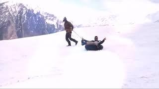 Auli Ski Adventure Uttrakhand Mar19
