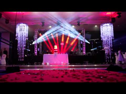 Groundshaker UK - The Beam Lighting Showcase