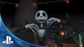 KINGDOM HEARTS HD 2.5 ReMIX -- Disney Worlds Connect Trailer | PS3