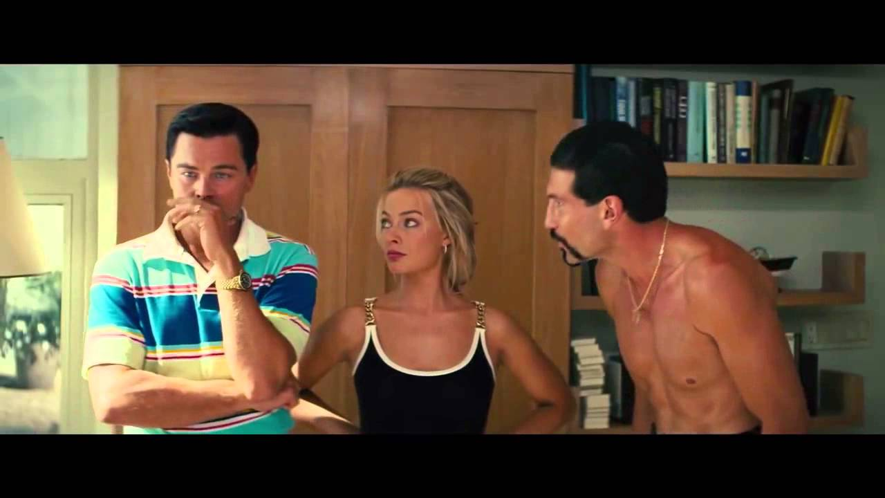The Wolf of Wall Street Clip 2: You Work for Me HD - YouTube