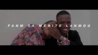 Official Video - Fanm Sa Merite Lanmou by - Thelo_G and Platelly