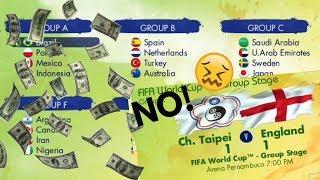 RICHEST COUNTRIES! (GDP) | WORLD CUP 2018 (prediction/scenario)