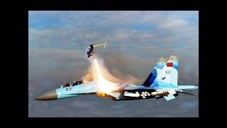 Trung Quốc gặp quả báo máy bay Su34 gãy cánh thiệt hại vô số Nga cười hả hê