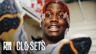 Lil Yachty Shows Off His Extremely Rare Sneaker Collection On Part 1 Of Complex Closets