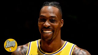 Dwight Howard got booed by Magic fans, and then he responded | The Jump