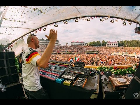 Paul Kalkbrenner at Tomorrowland Belgium 2016