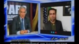 دروغی بزرگ از امیر عباس فخرآور که باعث شد آنرا از تلویزیون پارس با پس گردنی بیرون بیندازند