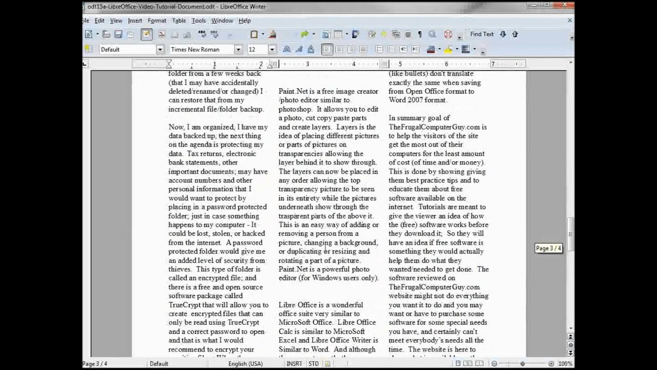 news paper writer resume help information when it comes to the many uses of the popular openoffice org writer software making