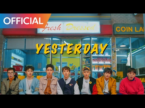블락비 (Block B) - YESTERDAY MV