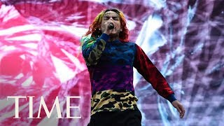 Rapper Tekashi 6ix9ine Arrested On Racketeering Charges | TIME