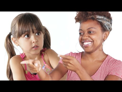 Comedians Try To Make Kids Laugh