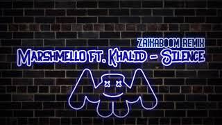 Marshmello ft. Khalid - Silence (Zaikaboom Remix)